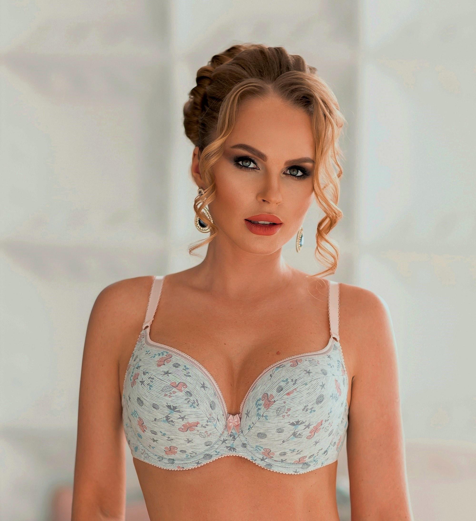 Бюстгальтер 123-016 МОРСКОЙ КОНЕК